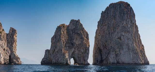 The Faraglioni of Capri