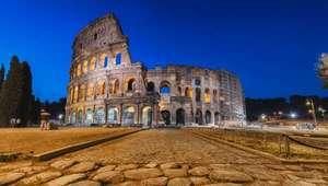 Tour of Colosseum, Rome